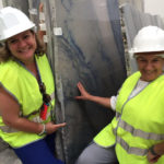 DWNS Portugal w/ Taciana Canavarro (BRAZIL) inside the factory